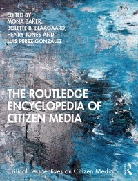 Cover Routledge Encyclopedia of Citizen Media