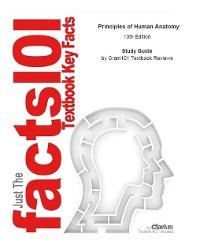 Cover Principles of Human Anatomy