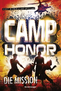 Cover Camp Honor, Band 1: Die Mission