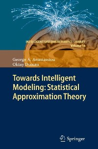 Cover Towards Intelligent Modeling: Statistical Approximation Theory