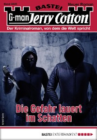 Cover Jerry Cotton 3235 - Krimi-Serie