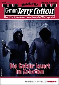 Cover Jerry Cotton 3235 - Krimi-Serie