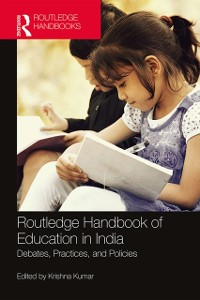 Cover Routledge Handbook of Education in India