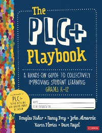 Cover The PLC+ Playbook, Grades K-12