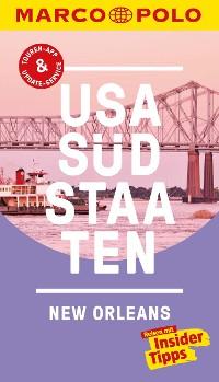 Cover MARCO POLO Reiseführer USA Südstaaten, New Orleans