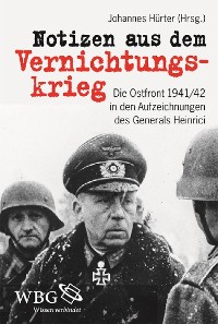 Cover Notizen aus dem Vernichtungskrieg