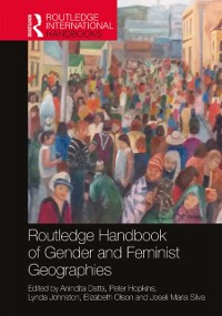 Cover Routledge Handbook of Gender and Feminist Geographies