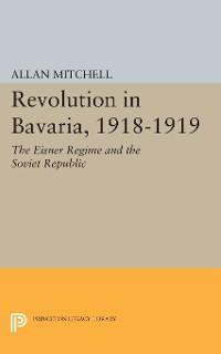 Cover Revolution in Bavaria, 1918-1919