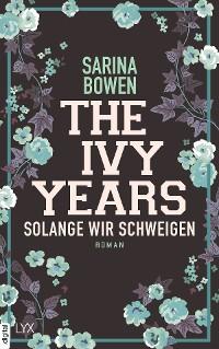 Cover The Ivy Years - Solange wir schweigen