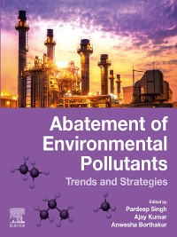 Cover Abatement of Environmental Pollutants