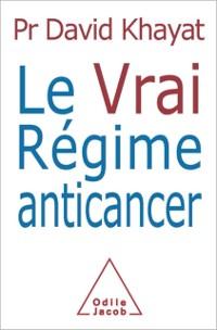 Cover Le Vrai Regime anticancer