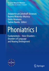 Cover Phoniatrics I
