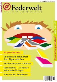 Cover Federwelt 116, 01-2016