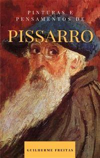 Cover Pinturas e pensamentos de Pissarro