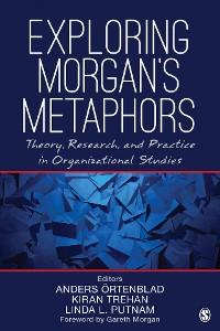 Cover Exploring Morgan's Metaphors