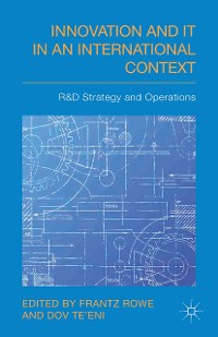 Cover Innovation and IT in an International Context