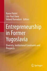 Cover Entrepreneurship in Former Yugoslavia