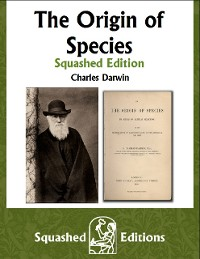 Cover The Origin of Species (Squashed Edition)
