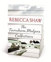 Cover Rebecca Shaw - The Turnham Malpas Collection