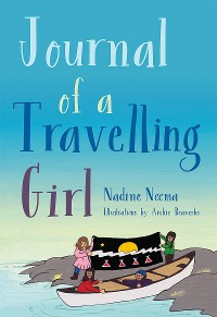 Cover Journal of a Travelling Girl