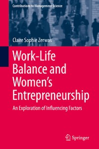 Cover Work-Life Balance and Women's Entrepreneurship