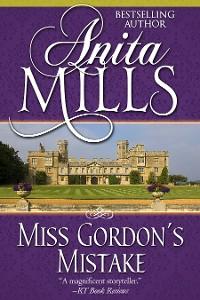 Cover Miss Gordon's Mistake