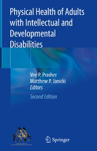 Cover Physical Health of Adults with Intellectual and Developmental Disabilities