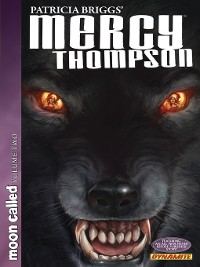 Cover Patricia Briggs' Mercy Thompson: Moon Called, Volume 2