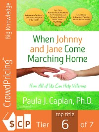 Cover When Johnny and Jane Come Marching Home