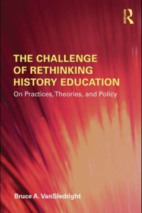 Cover Challenge of Rethinking History Education