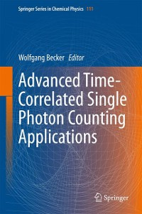 Cover Advanced Time-Correlated Single Photon Counting Applications