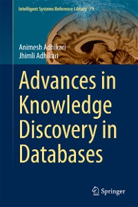 Cover Advances in Knowledge Discovery in Databases