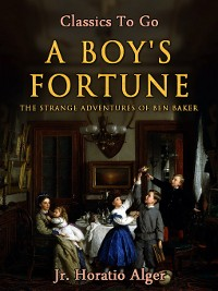 Cover A Boy's Fortune