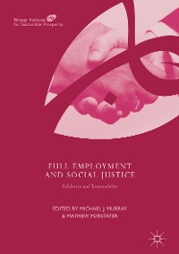 Cover Full Employment and Social Justice