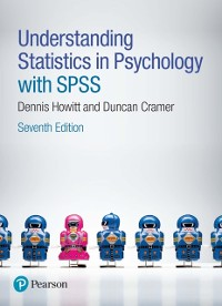 Cover Understanding Statistics in Psychology with SPSS