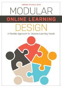 Cover Modular Online Learning Design