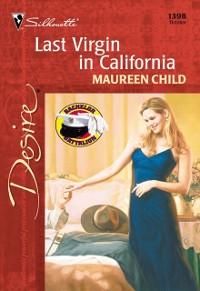 Cover Last Virgin In California (Mills & Boon Desire)