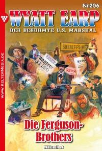 Cover Wyatt Earp 206 – Western