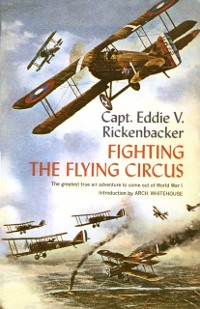 Cover Fighting the Flying Circus
