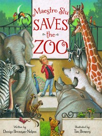 Cover Maestro Stu Saves the Zoo