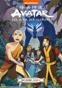 Cover Avatar - Der Herr der Elemente 6: Die Suche 2