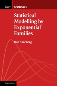 Cover Statistical Modelling by Exponential Families
