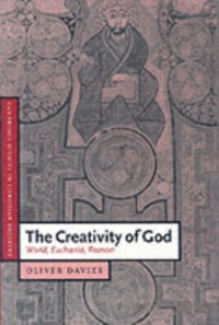 Cover Creativity of God
