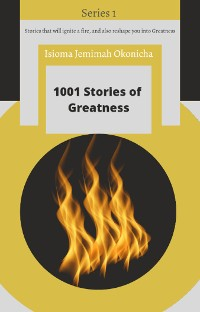 Cover 1001 Stories of Greatness
