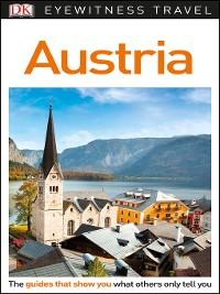 Cover DK Eyewitness Travel Guide Austria