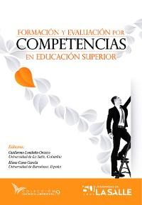 Cover Formación y evaluación por competencias en educación superior