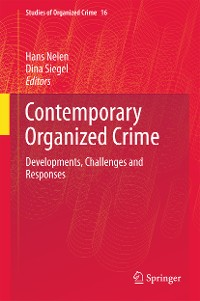 Cover Contemporary Organized Crime