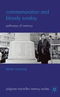 Cover Commemoration and Bloody Sunday