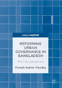 Cover Reforming Urban Governance in Bangladesh