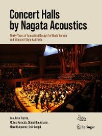 Cover Concert Halls by Nagata Acoustics